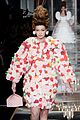 bella gigi hadid channel marie antoinette moschino fashion show 03