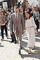 queen letizia king felipe hold hands trip almonte 15