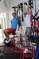 mark wahlberg dr oz work out together push up challenge 03