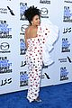 zazie beetz st vincent carrie brownstein spirit awards 01