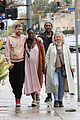 joshua jackson jodie turner smith step out before due date 02