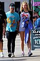 joe jonas gets handsy with sophie turner on lunch outing 03