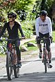 dennis quaid biking with fiancee laura savoie 20