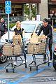 dennis quaid laura savoie stock up on groceries 21
