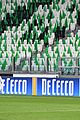 cristiano ronaldo plays game to empty stadium italy coronavirus 02