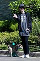 chris pratt katherine schwarzenegger walk with her family 32