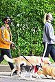 joe jonas sophie turner monday dog walk 04