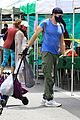 joel mchale buff biceps at farmers market 36