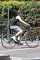 chris pine annabelle wallis bike ride 64