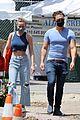 brie larson boyfriend elijah allan blitz trip to farmers market 01