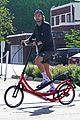 patrick schwarzenegger ridic red bike abby champion 04