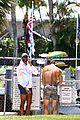matt james tyler cameron shirtless boat day 68