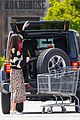 Photo 24 of Dakota Johnson & Chris Martin Wear Their Face Coverings to Shop for Groceries