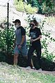 ellen pompeo giacomo gianniotti go for a hike 36