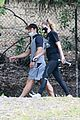 ellen pompeo giacomo gianniotti go for a hike 40