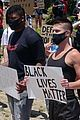 ryan russell corey obrien black lives matter protest 02