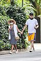 reese witherspoon jim toth hold hands on afternoon walk 05