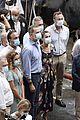queen letizia king felipe spain more tourism visits 19