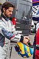 prince carl philip of sweden goes go karting 38