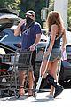 jon hamm food shopping with girlfriend anna osceola 28