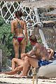 nina dobrev shaun white pda vacation in mexico 26