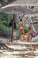 nina dobrev shaun white pda vacation in mexico 28