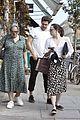 daisy ridley tom bateman wedding rings lunch notting hill 24