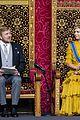 queen maxima gloves dress match prince day netherlands 08