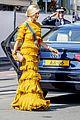 queen maxima gloves dress match prince day netherlands 16
