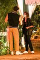 kaia gerber brings her dog to dinner with jacob elordi 44