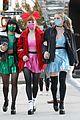Photo 8 of Lili Reinhart, Madelaine Petsch, & Camila Mendes Dress Up as Powerpuff Girls for Halloween!