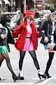 Photo 32 of Lili Reinhart, Madelaine Petsch, & Camila Mendes Dress Up as Powerpuff Girls for Halloween!