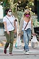shannen doherty smg run errands together food pickup 03