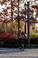 timothee chalamet bike ride in new york 12