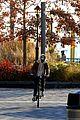 timothee chalamet bike ride in new york 16