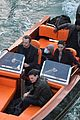 Photo 148 of Tom Cruise & His 'Mission: Impossible' Crew Ride a Boat in Venice for Final Scenes