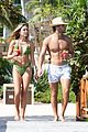delilah belle hamlin eyal booker pda in mexico 03