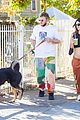 emily ratajkowski shows off bare baby bump hike with hubby 52