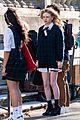 gossip girl in school uniforms 20