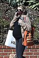 emma roberts seen with growing baby bump 11