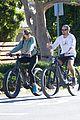 robin wright bike ride with husband 11