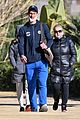 Photo 2 of Tennis Star Novak Djokovic Packs on PDA with Wife Jelena at the Park with Their Kids