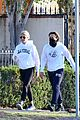 gwyneth paltrow brad falchuk neighborhood walk 33