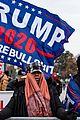 Photo 8 of Pro-Donald Trump Protestors Storm U.S. Capitol Building, Breach Police Lines & Break Inside (Photos & Video)