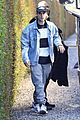 Photo 56 of Justin Bieber Plays Parking Assistant to Help Driver Park His Tour Bus