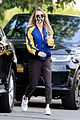 cara delevingne kaia gerber another pilates session 56