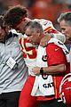 Photo 14 of Patrick Mahomes Has a Bad Injury, Will Have Surgery After 2021 Super Bowl