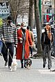 madelaine petsch new beau miles chamley watson go on dog walk 12