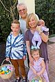 hilary duff first easter with baby mae 12