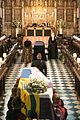 inside prince philip funeral royal family photos 36